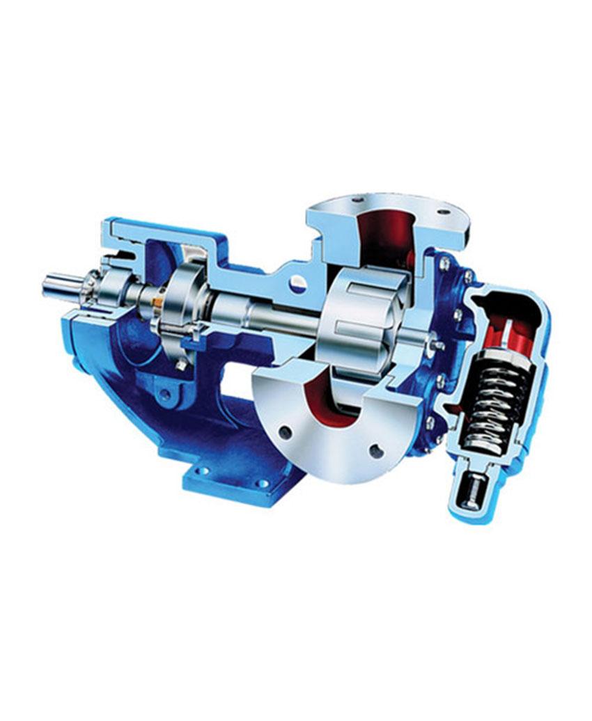 เกียร์ปั๊ม Gear Pump